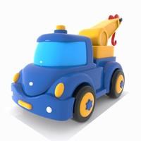 crane toon truck max