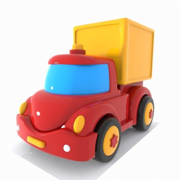 truck toon transport max