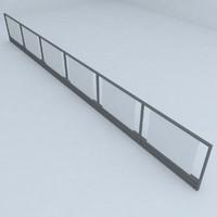 max fence railing