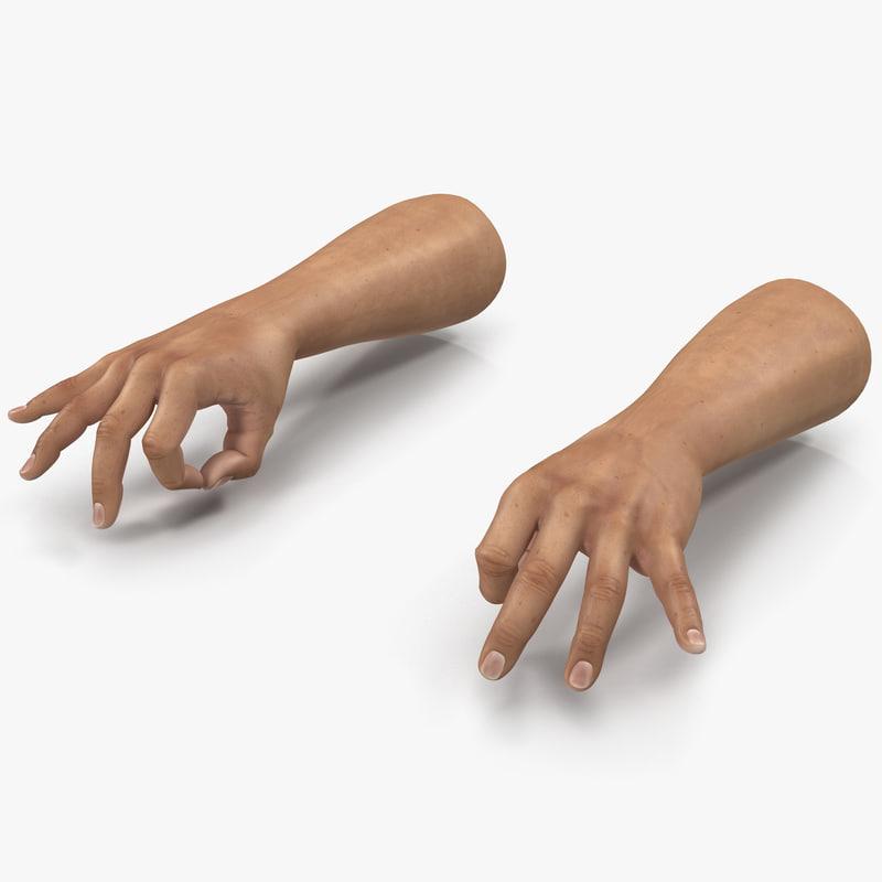 man hands pose 5 max