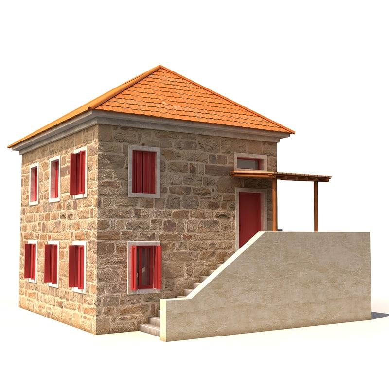 max greek house
