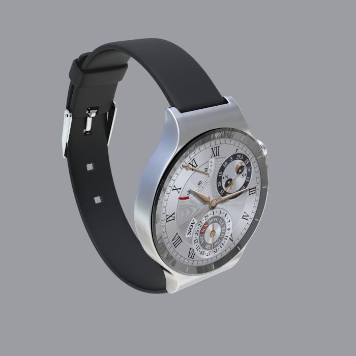 3ds huawei watch