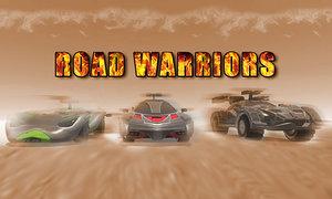 3d fbx road warriors pbr