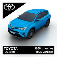 2015 toyota rav4 3d 3ds