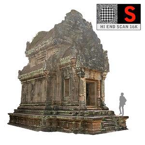 lost temples 3d model