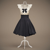 1D_Dress A model