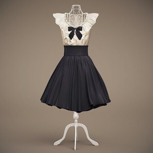 dress hanger max