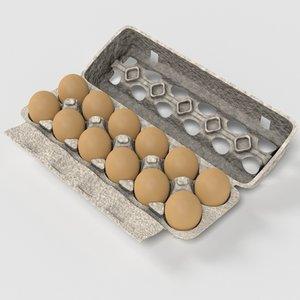 blend grade egg carton