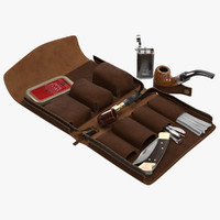 Tobacco Pipe Set