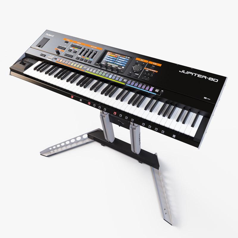 synthesizer jupiter 80 max