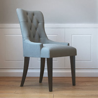 Flynn Scoopback Dining Chair