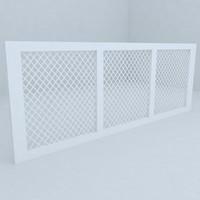 fence railing max