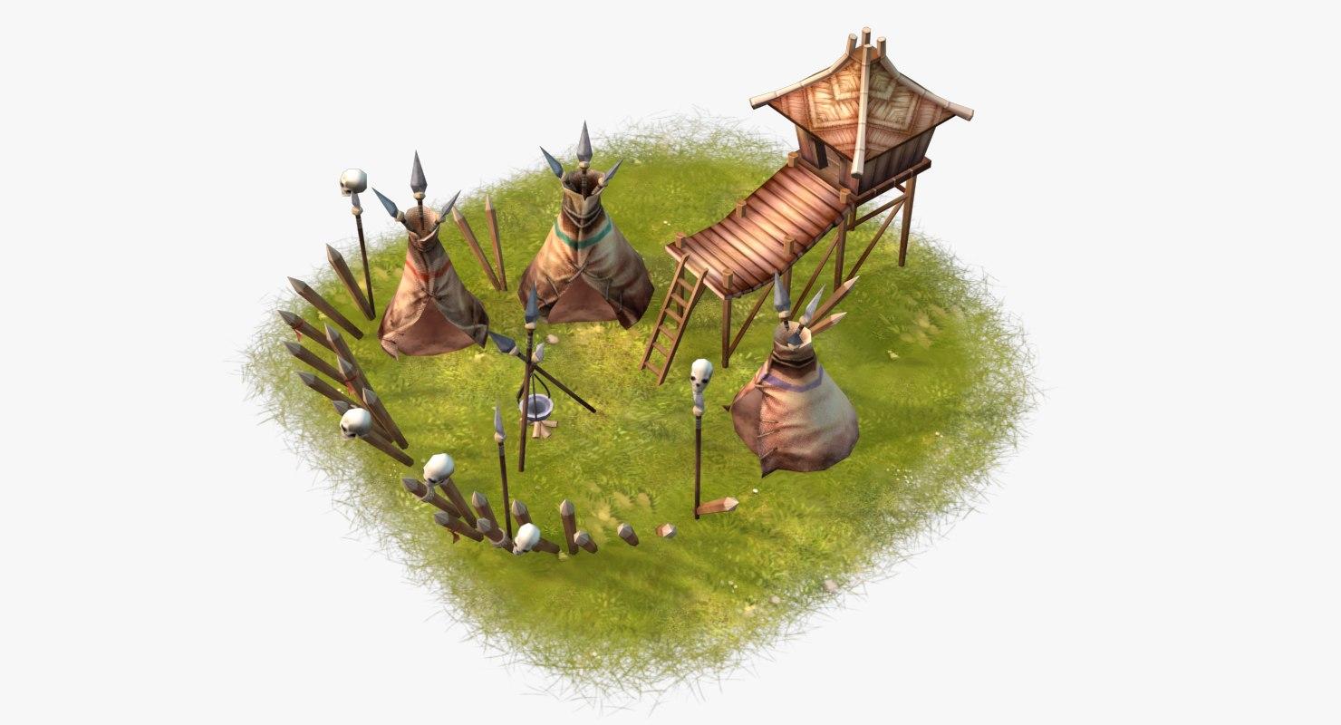 cartoon battle camp max
