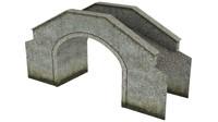 3d bridge stone