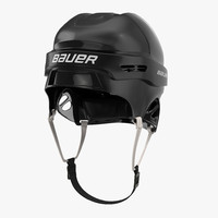 Ice Hockey Helmet 2 3D Model