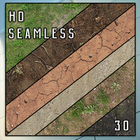 Ground Grass Textures 30 HD