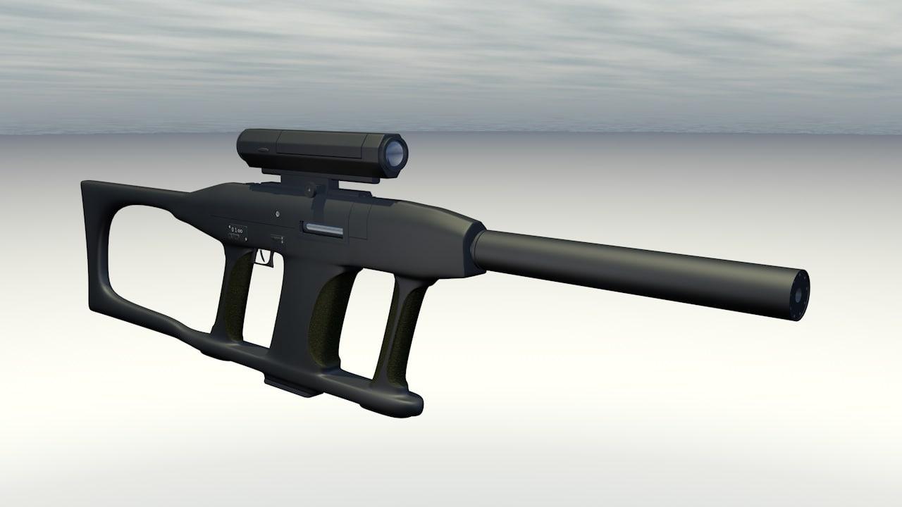 c4d avn2 rifle