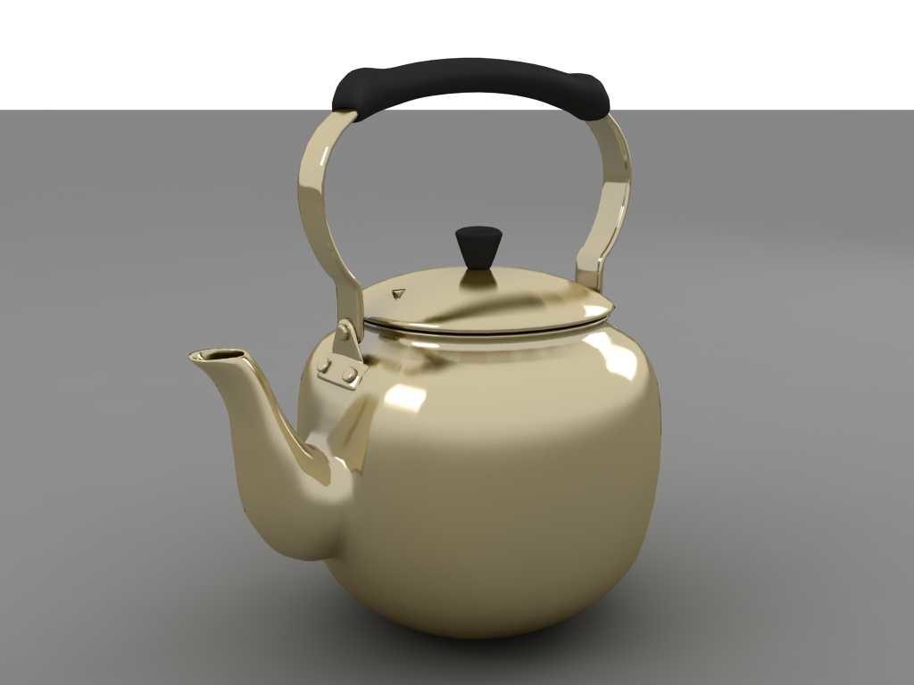 kettle obj