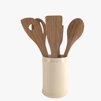 jar spoon 3d max