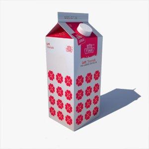 max maxwell milkcarton
