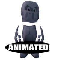 StylizedKnight_Animated