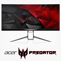 max curved monitor acer predator