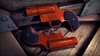 3d flare gun