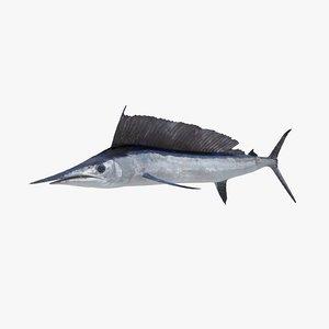 3d ma longbill spearfish
