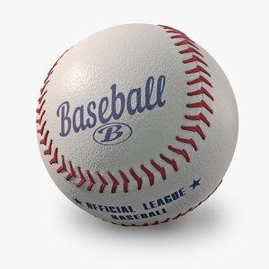 3d baseball new model
