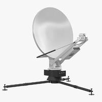Tripod Broadcast Antenna