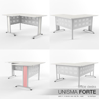 office desks unisma forte ma