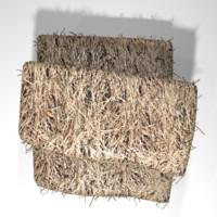 blend hay stack