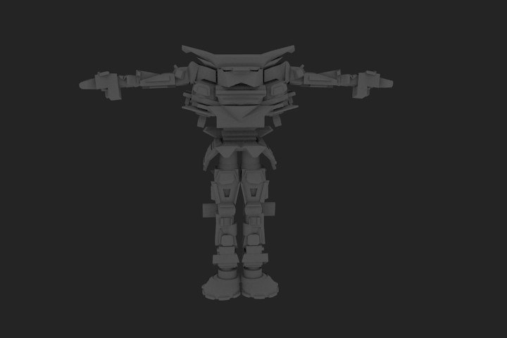 3d model robotic