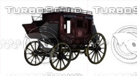 Abbott Downing Stagecoach