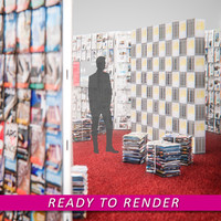 arq magazine stand max