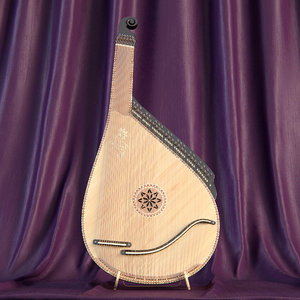3ds ukrainian string bandura