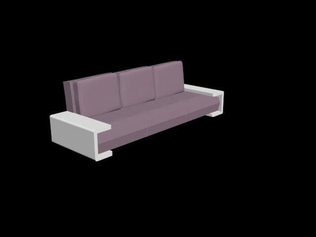 max living room sofa