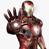 Iron Man Mark 45 (Dirty) Avengers AOU
