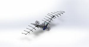 ornithopter festo smartbird 3d ige