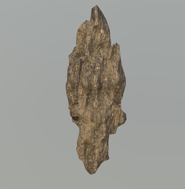 obj rock formations