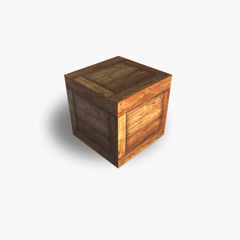 free box 3d model