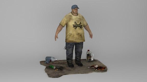 3d games mechanic