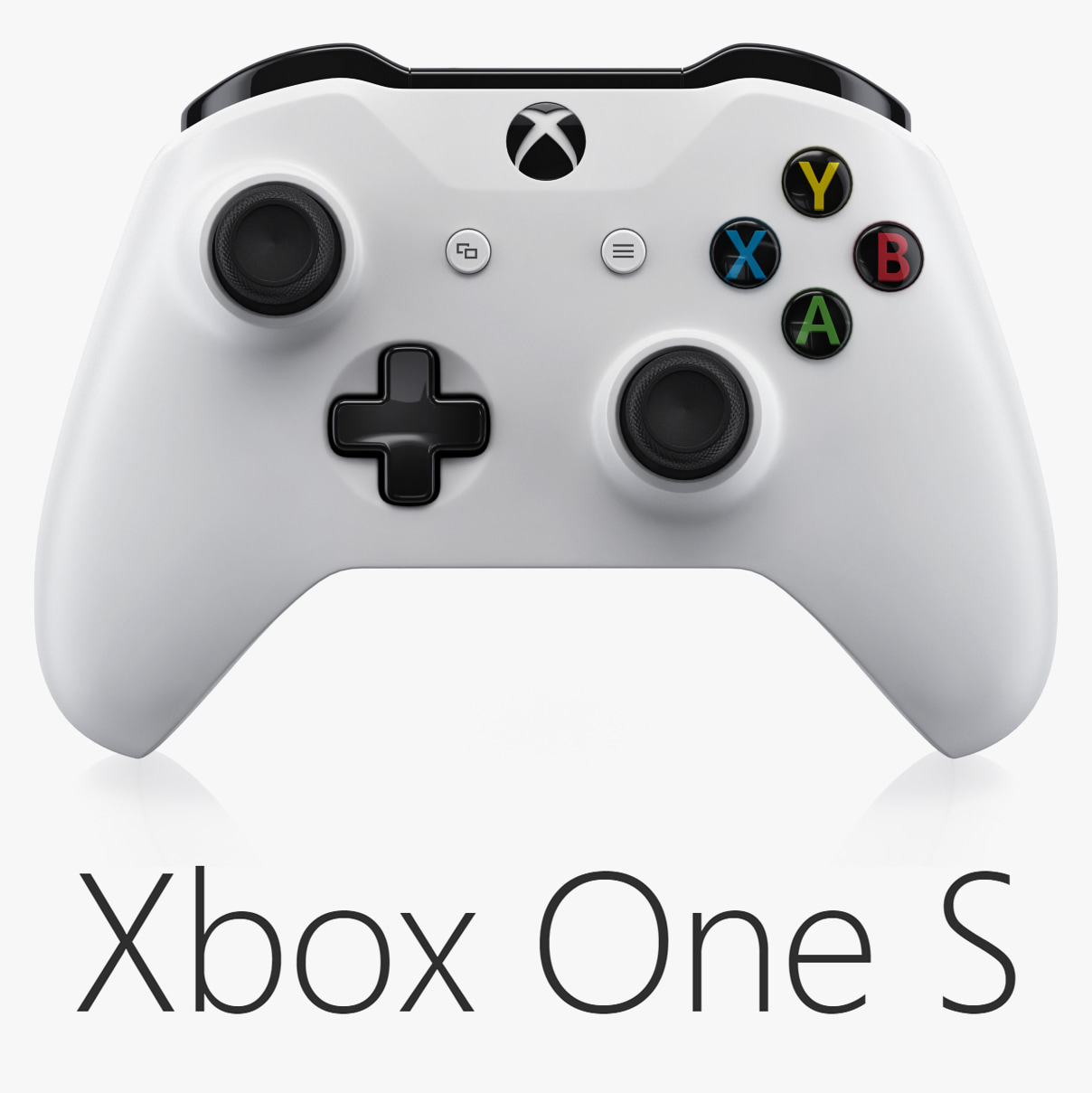 3d new xbox s controller model