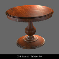 Old Round Table A0