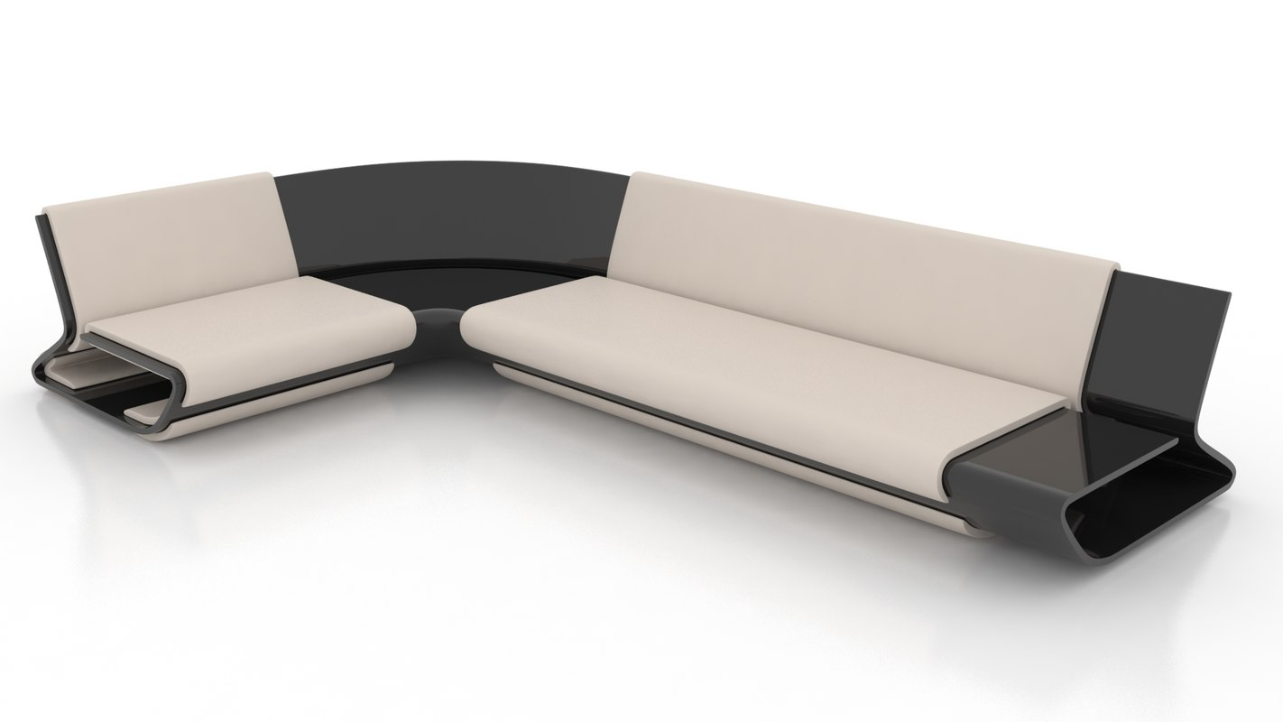 3d sofa stephane perruchon model