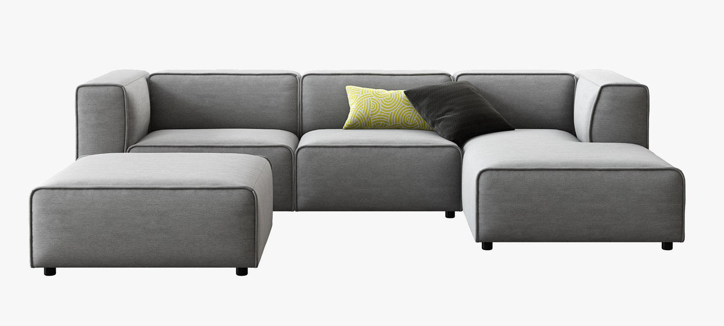 max boconcept carmo ae00 sofa. Black Bedroom Furniture Sets. Home Design Ideas