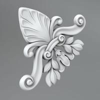 classical decoration ornamental obj