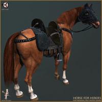 horse heroes max