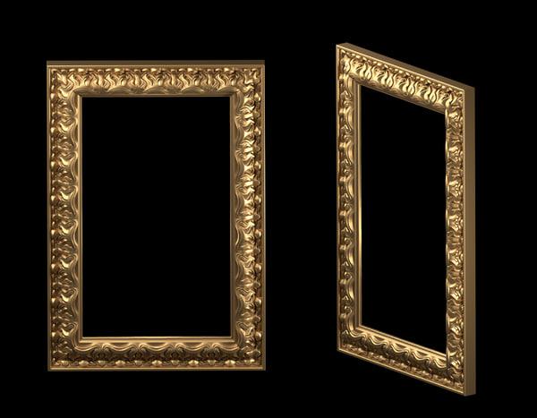 obj frame picture