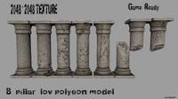 pillar set 1